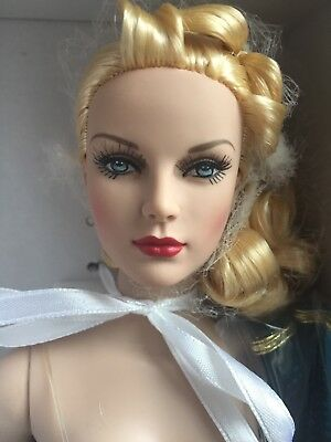 """Tonner 16"""" DC COMICS BOMBSHELL SUPERGIRL Complete Fashion Doll LE 500"""
