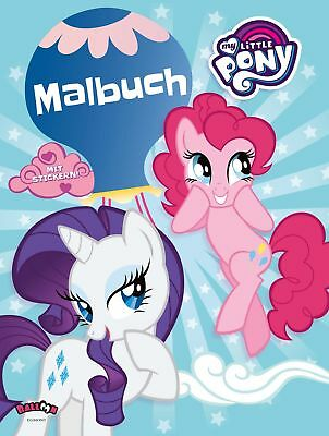 My Little Pony Malbuch Hasbro 9783864582776