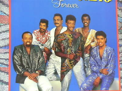 KOOL & THE GANG / FOREVER / OIS / Germany - 1986 / Metronome -Records / MINT !!!
