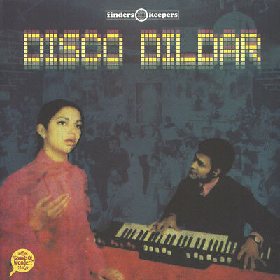 V.A. - Disco Dildar (Vinyl LP - 2015 - UK - Original)