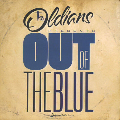 Oldians, The - Out Of The Blue (Vinyl 2LP - 2016 - EU - Original)