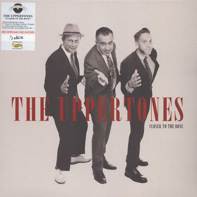 Uppertones, The - Closer To The Bone (Vinyl LP - 2016 - EU - Original)
