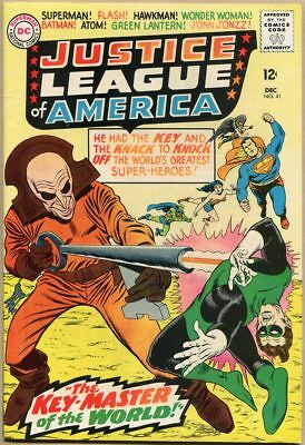 Justice League Of America #41 - VF-