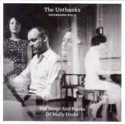 Unthanks, The - Diversions Vol. 4: The Songs And Poems Of Molly Drake NEW CD