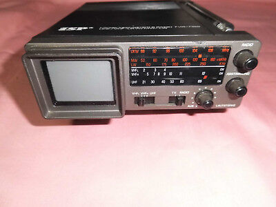 NO. 6171  ISP Mikro  Radio/TV TVR-7120 Radio TV Kombination Mini TV