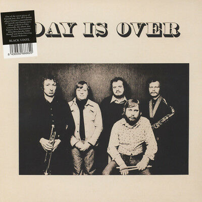 Day Is Over - Day Is Over Black Vinyl Edition (LP - 1975 - EU - Reissue)