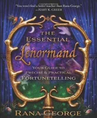 The Essential Lenormand: Your Guide to Precise & Practical Fortunetelling (Pape.
