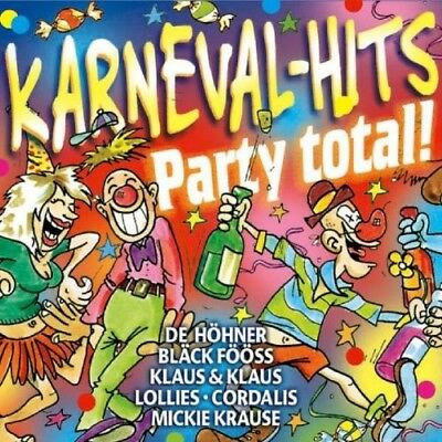 Weather Girls - Karneval Hits / Party Total ZUSTAND SEHR GUT