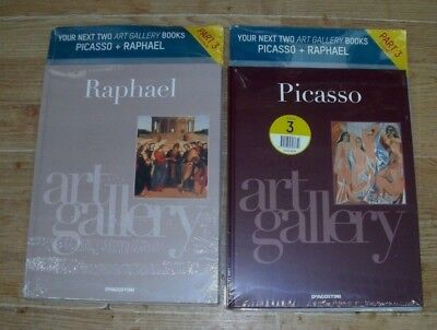 DeAgostini Art Gallery: Artists Book Collection #3 Raphael & Picasso