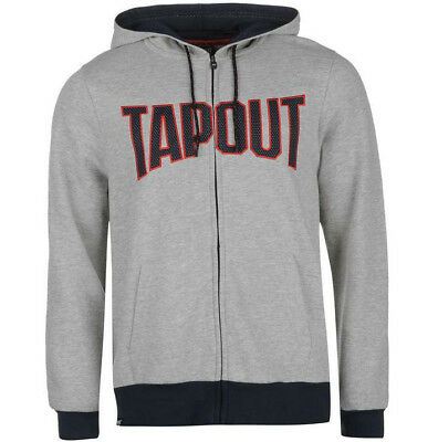 TAPOUT XXL BIG BANG Mens LS Hoodie Sweat Shirt NEW 2XL UFC PULLOVER Hoody