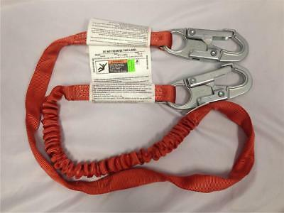 NEW Klein Tools 87473 6 ft. Nylon Lanyard Fixed Length (Fall Arrest Systems)