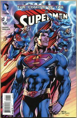 Superman: The Coming Of The Supermen #1 - VF