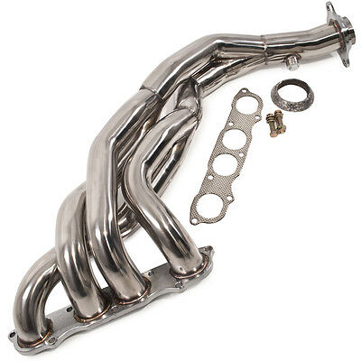 Stainless 4-2-1 Sport Exhaust Manifold For Honda S2000 Ap1 Ap2 00-07 F20 F22