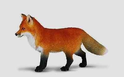FOX ~ Forest Red Fox Replica  # 273729~ FREE SHIP/USA w/ $25+SAFARI Products