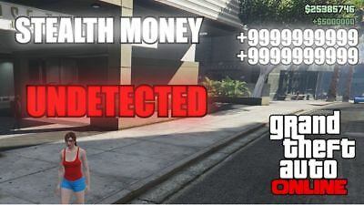 GTA 5 - PC MOD Lvl 1-8000, 1B+ Cash, All unlocks,heist etc Working