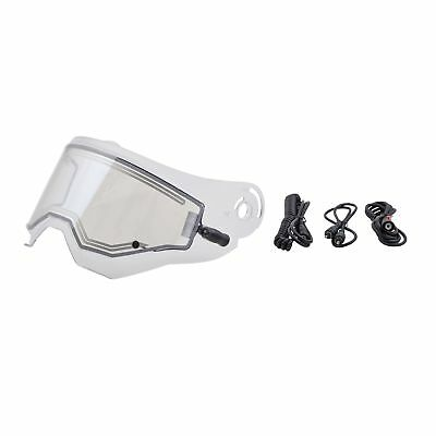 Scorpion Face Shield Clear Electric Lens Clear For EXO-AT950 Helmet 52-544-72