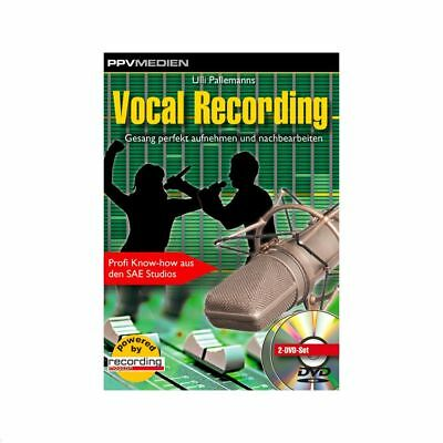 PPV MEDIEN Vocal Recording (DVD)
