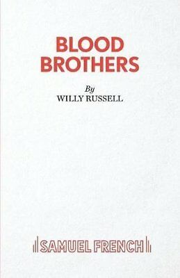 Blood Brothers: A Musical Acting Edition by Willy Russell Paperback BRAND NEW
