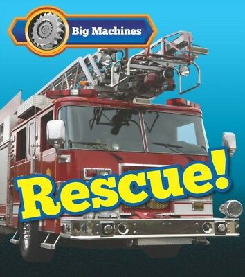 Big Machines Rescue! (Paperback), Veitch, Catherine, 9781406284652
