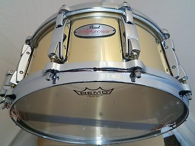 Pearl Reference 14x6.5 *MAKE OFFER* RFB1465 Brass Snare - NEW Authorized Dealer