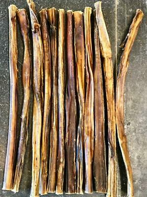 "50 - 12"" Beef Bully FRESH STICKS *USA* Dog Treat True Chews SOLID STRAIGHT"