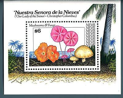 NEVIS - BF - 1991 - Funghi