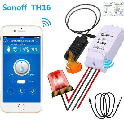 Sonoff ITEAD Smart Home WiFi Wireless Switch Module For iOS/Android APP Control