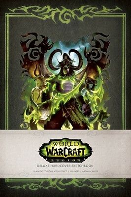 World of Warcraft: Legion (Insights Deluxe Sketchbooks) (Hardcove. 9781608876877