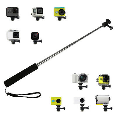 For GoPro Hero 5/6 Selfie Handheld Stick Adjustable Telescoping Camera Monopod