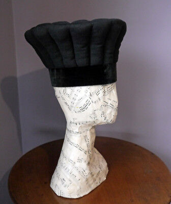 Rare Antique French Magistrate Hat in its original case from late 19th century