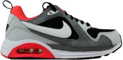 daa884c928 NIKE AIR MAX Trax Black/White-Grey 644453-001 Grade-School SZ 6.5Y ...