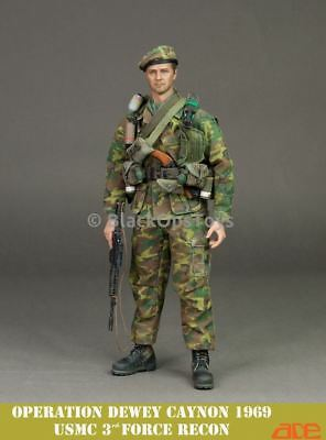 ACE PANTS Operation Dewey Canyon 3rd Force Recon 1//6 ACTION FIGURE TOYS dam did