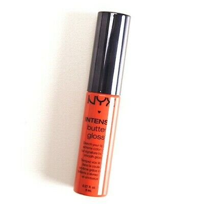 NYX Intense Butter Gloss -Orangesicle- New