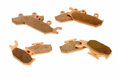 2014 Can-Am Maverick Max XRS 1000R - Front and Rear Severe Duty Brake Pads