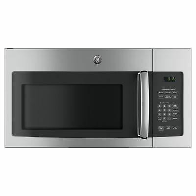 GE Stainless Steel 1.6-cubic Foot Over-the-range Microwave Oven with