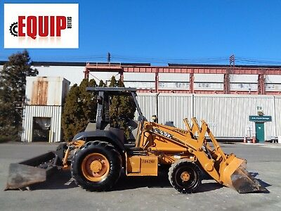 Case 570MXT Skip Wheel Loader Backhoe Skid Steer  - 4x4 - Diesel