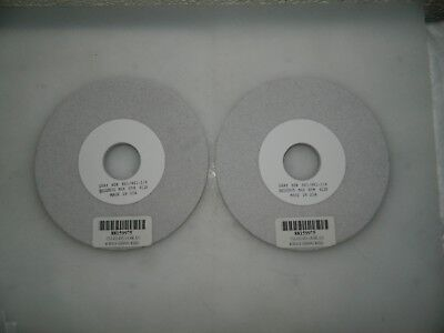 "Pro Surface Grinding Wheels 2 Pack K Hardness 60 Grit 6""x 1/4""x 1-1/4"" 88159975"