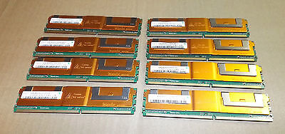 8x 4Gb (32Gb )  PC2-5300F Hynix 2Rx4 server memory Fully buffered