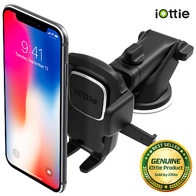 iOttie Easy One Touch 4 Dash Windshield Mount iPhone X 8 Plus Note 8 S8 S7