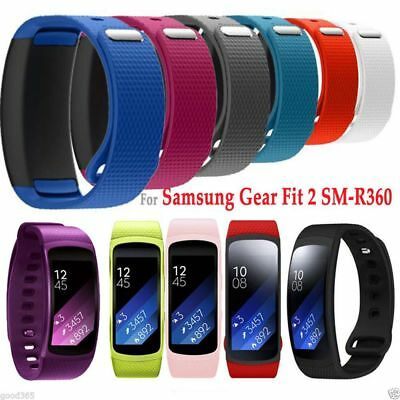 Smartwatch Band Remplacement Bracelet Silicone for Samsung Gear Fit 2 SM-R360