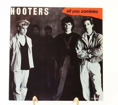 Hooters All You Zombies CBS A 6155 Nervous Night Disque Vinyle