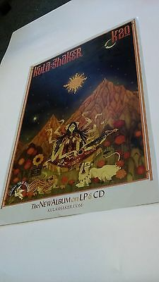 POSTER by KULA SHAKER k 20 for the bands new release tour concert album cd promo
