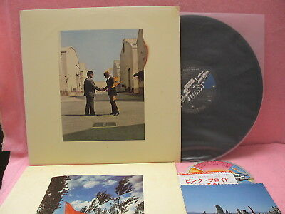 Japan Lp Poster Post Card Hype Sticker Pink Floyd Wish You Were Here 25Ap1258