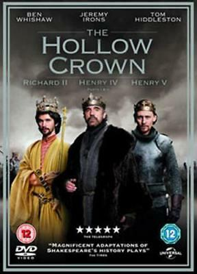 The Hollow Crown - Complete Mini Series Blu-Ray NEW BLU-RAY (8302110)