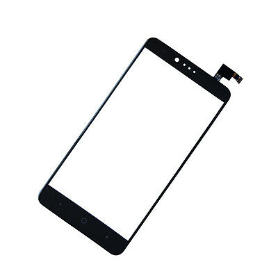 """Black 6.0"""" Touch Screen Digitizer Glass For ZTE Zmax Pro Z981 Replacement Parts"""