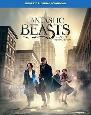 Fantastic Beasts And Where To Find Them Blu-Ray NEW BLU-RAY (1000633340)