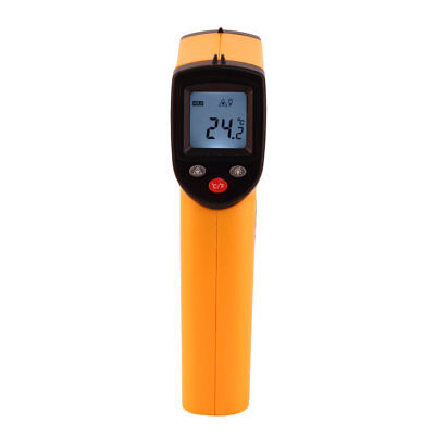 Thermometer Gun Non-Contact LCD IR Laser Infrared Digital Temperature -50 ~ 330℃