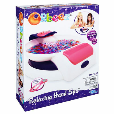 Orbeez Relaxing Hand Spa Buffing Massaging Cuticle Nail Care Soothing 600 Orbeez