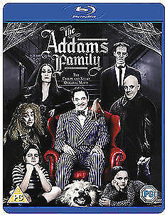 The Addams Family Blu-Ray NEW BLU-RAY (5637907000)