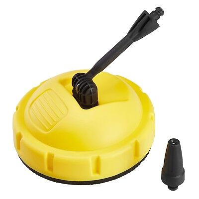 Patio Cleaner Brush & Turbo Nozzle 1600W Power Washer Accessories by Work Expert